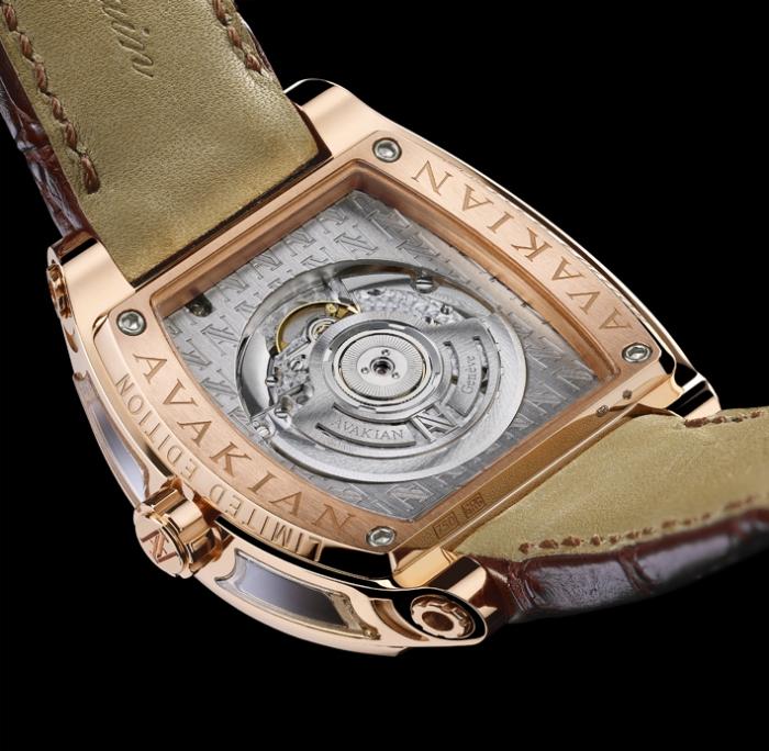 Часы Avakian Concept 1