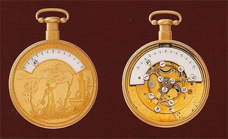 Блуждающие часы Перина Фререса Wandering Hours Perrin Freres