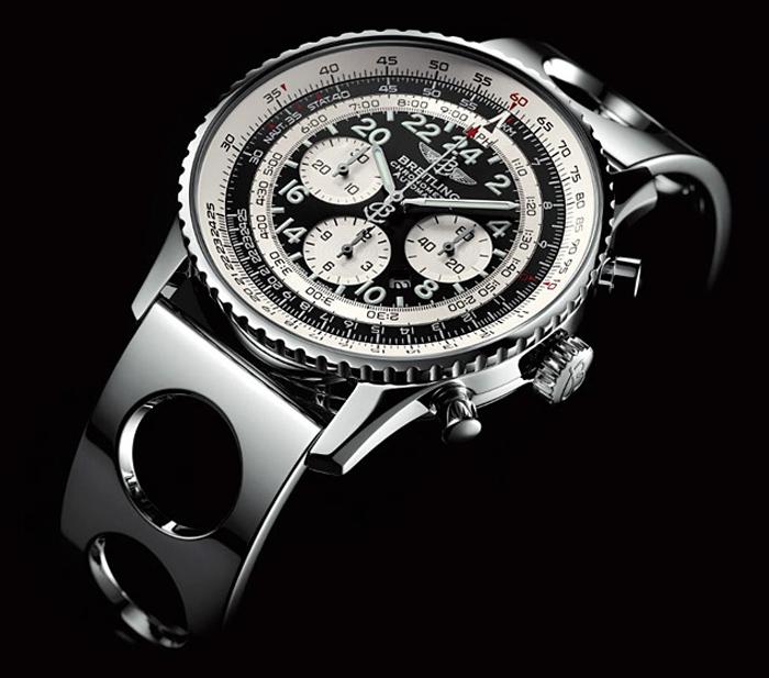 Breitling Cosmonaute Chronograph