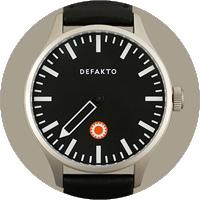 Часы Defakto с одной стрелкой
