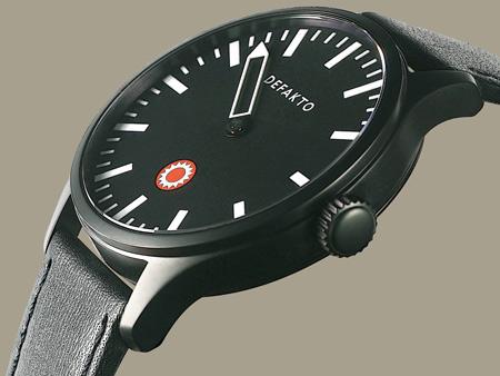 Серия часов с одной стрелкой предназначена для непедантичных людей