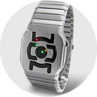 LED-часы Hanko Tokyoflash