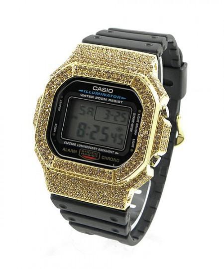 G-Shock bling-bling