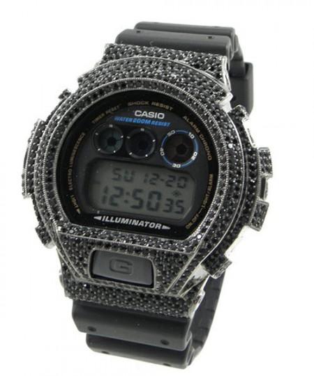 Сменные G-Shock покрытия представлены в нескольких цветовых гаммах