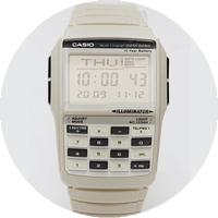 Часы Casio Databank