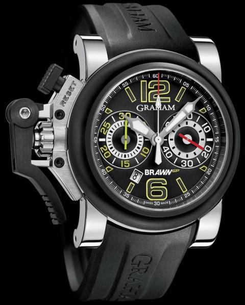 часы Graham-London для Brawn GP