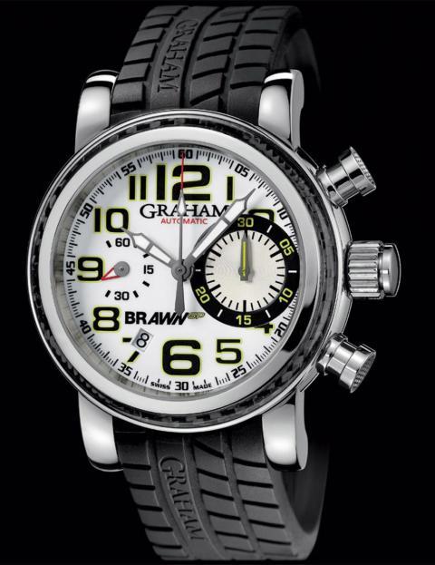 На Гран-При Великобритании 2009 Graham London представили две модели Chronofighter G-BGP-001 и Silverstone G-BGP-001