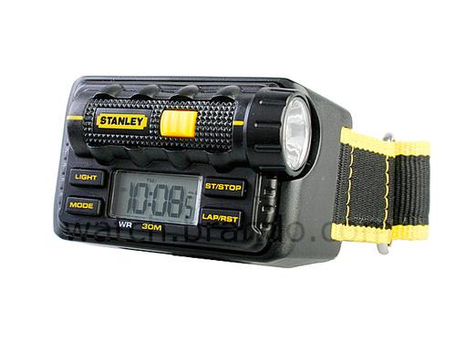 новая модель часов со встроенным мини-фонариком