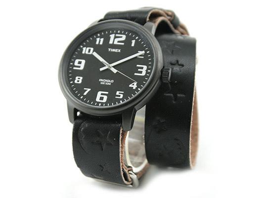 часы совместный проект компаний Braitone и Timex