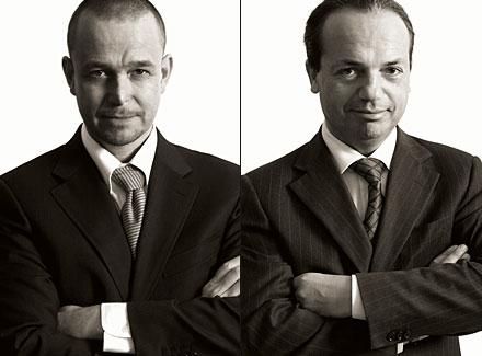 Кристоф Кларе (Christophe Claret) и Питер Спик-Марин (Peter Speake-Marin)