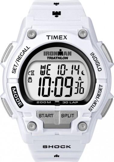 . Ironman 30-Lap Brights обладают функцией отображения времени в двух часовых поясах и водозащитой до 20 АТМ