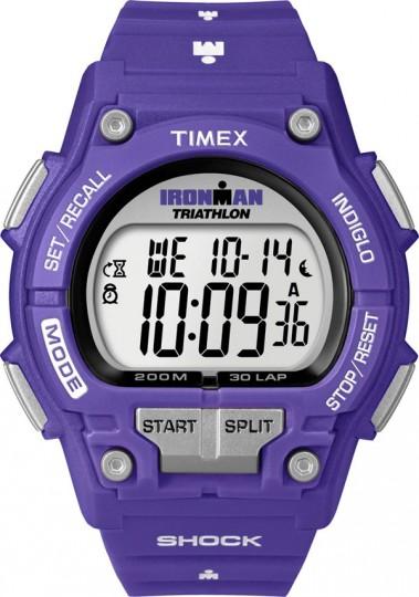 Американская компания Timex представила свою новую коллекцию Ironman 30-Lap Brights