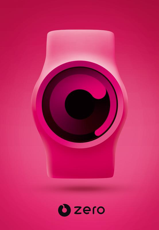 как будут выглядеть часы в разных цветах