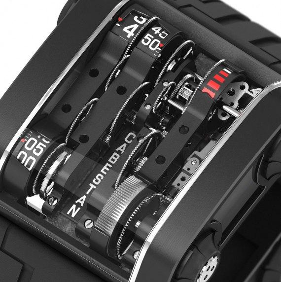 Стоимость часов Cabestan Nostromo $141,000