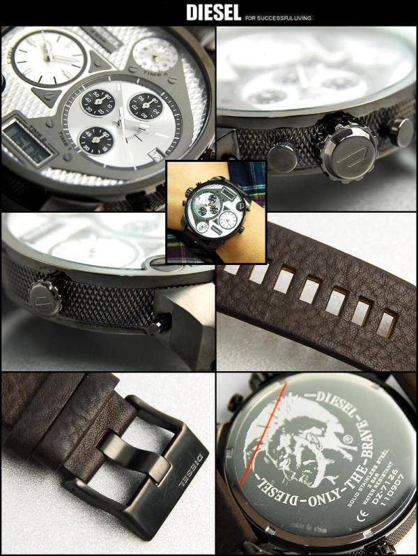 ультрасовременные часы представлены в двух цветовых вариантах