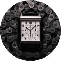 Часы в журнале Intersection