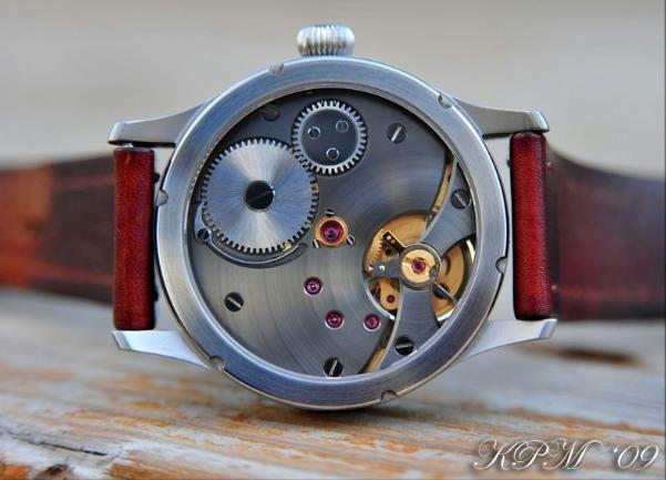 Myrick is an American watchmaker