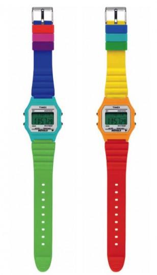Классическая модель Timex 80 предстанет в коллекции Весна 2010