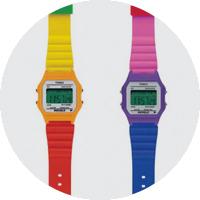 Timex 80 Spring 2010 Rainbow