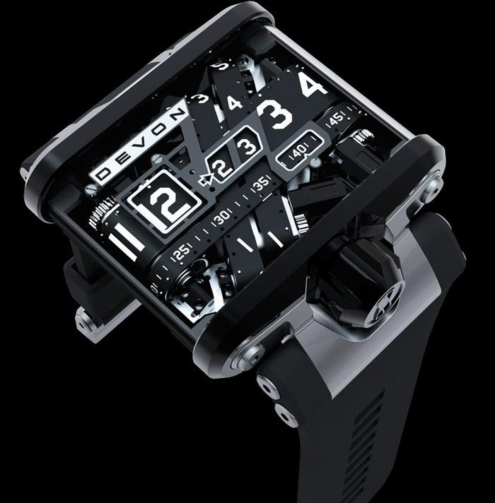часы Devon Works
