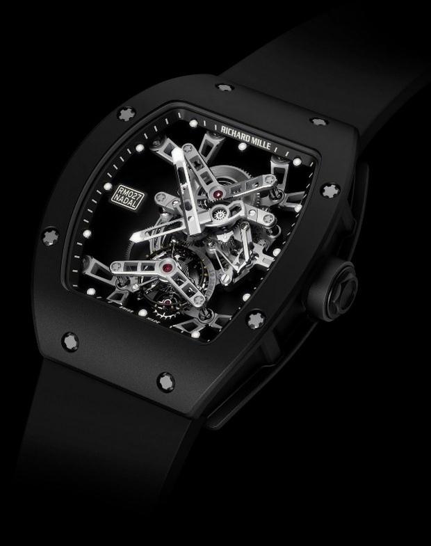 часы Richard Mille для Рафаэля Надаля