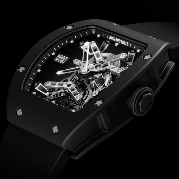 Суперлегкие часы Richard Mille для Рафаэля Надаля (Rafael Nadal)