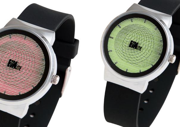 дизайнеры студии создали Stocking Watch