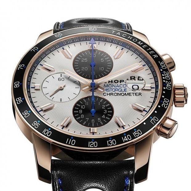 150-летний юбилей, представила два варианта новых часов Chopard Grand Prix de Monaco Historique Chronograph