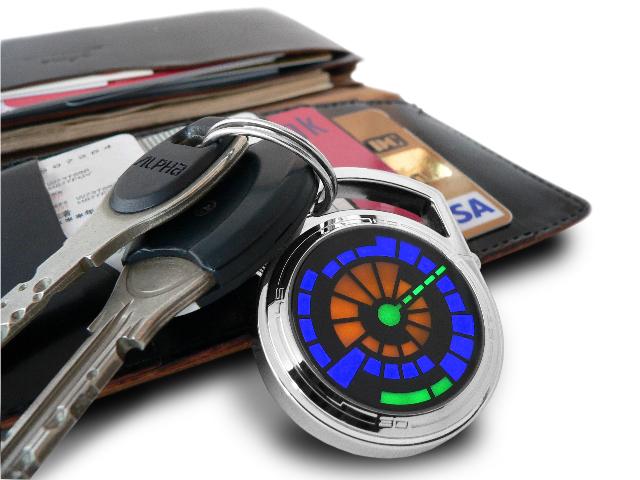 инновационные Kisai Round Trip Pocket Watch с яркими LED диодами