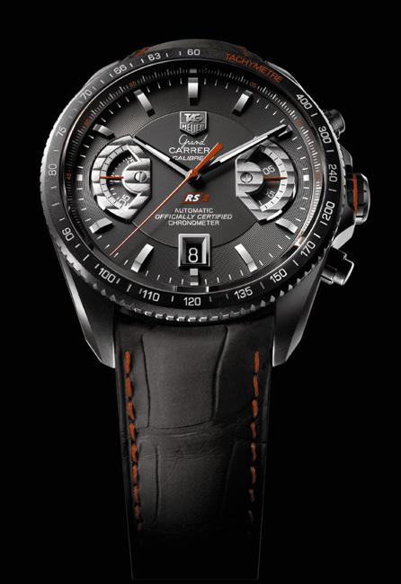 хронограф Grand Carrera Calibre 17 RS2