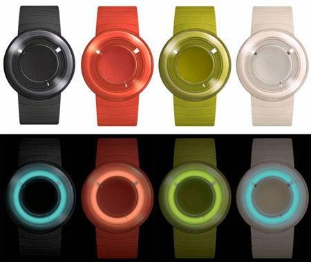 Дизайнер из Гон Конга Майкл Янг (Michael Young) создал для бренда o.d.m. две коллекции часов MY01 и MY02 Reverse Collection