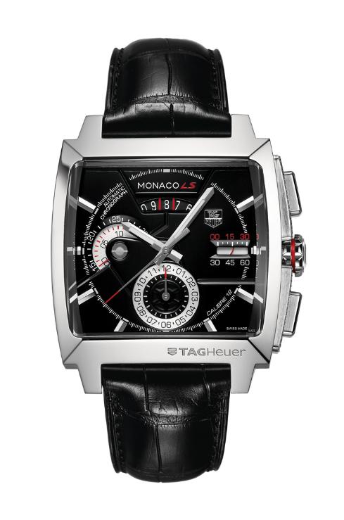 хронограф TAG Heuer Monaco LS Chronograph Calibre 12
