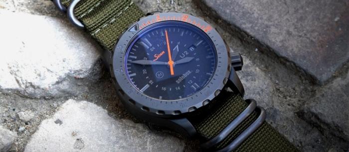 Часовой бренд Sinn выпустил профессиональные часы для дайверов U2