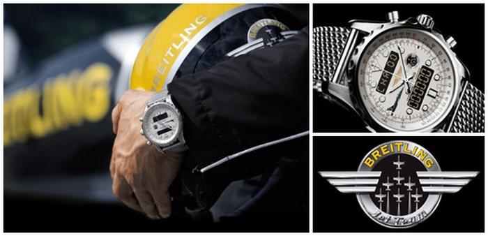 Breitling Jet Team французская пилотажная группа, которая базируется в Дижоне, Франция
