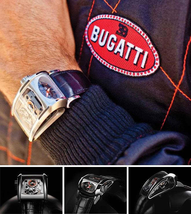 Parmigiani Bugatti Super Sport