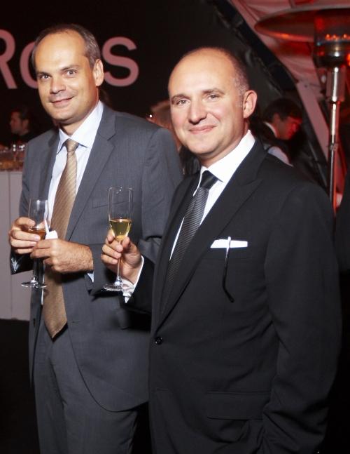 Fabien de Nonancourt и Carlos Rosillo