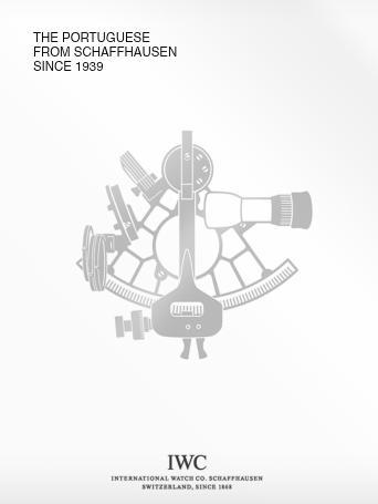 Компания IWC представила спецпроект, посвященный модели часов IWC Portuguese