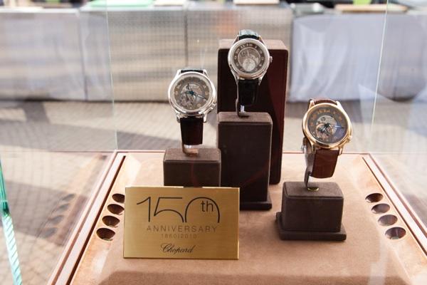 марка выпустила новую коллекцию часов L.U.C Chopard