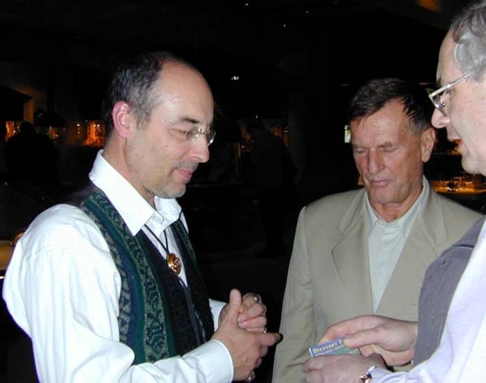 Ludwig Oechslin Rolf Schnyder