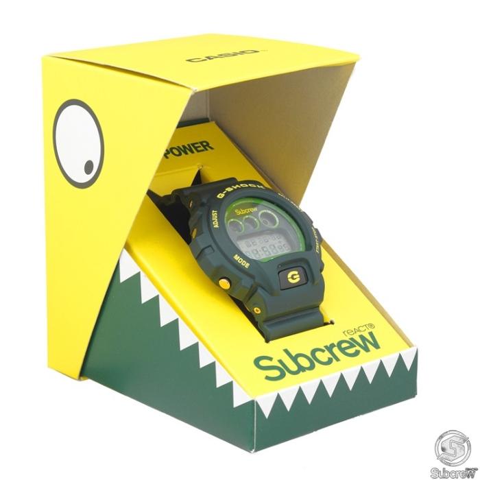 совместный проект G-Shock Sharkmarine