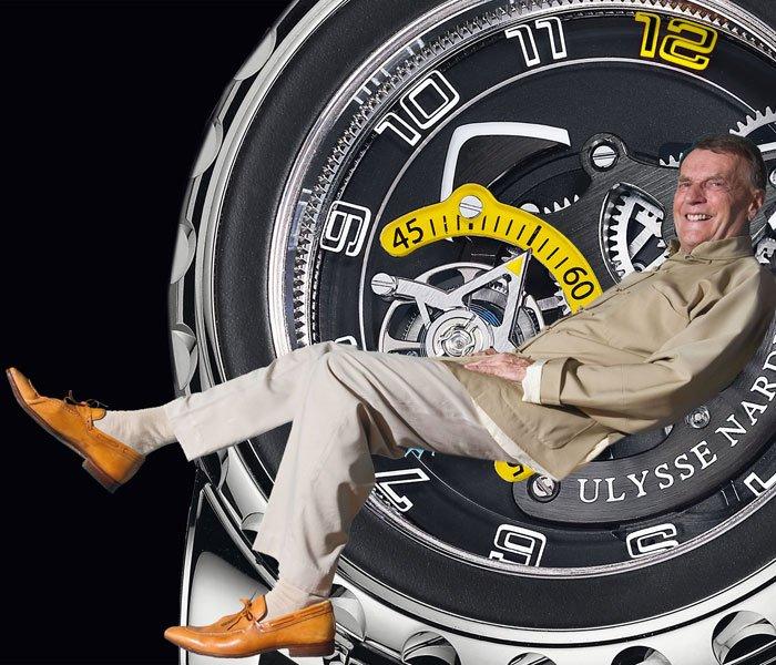 75-летней юбилей Рольфа Шнайдера (Rolf Schnyder)