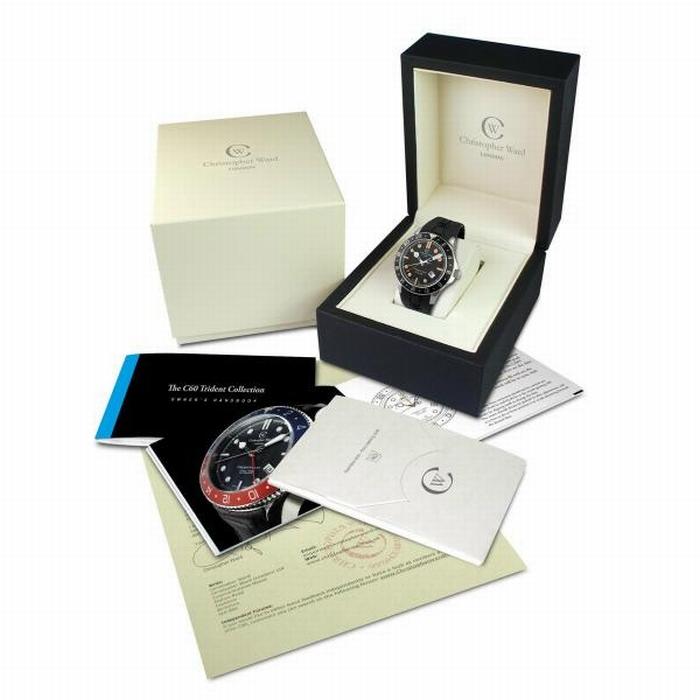 Новые спортивные часы от Christopher Ward