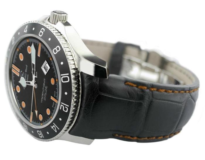 Christopher Ward C60 Trident Diver GMT