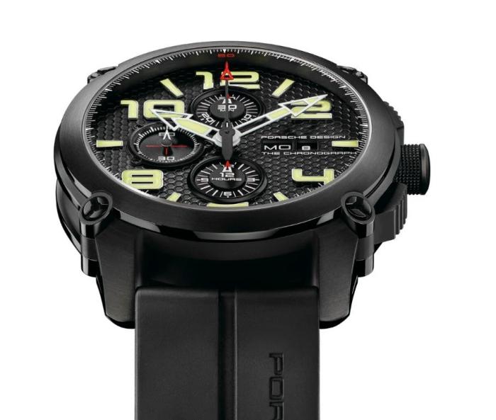 Хронограф в стиле Porsche Carrera GT