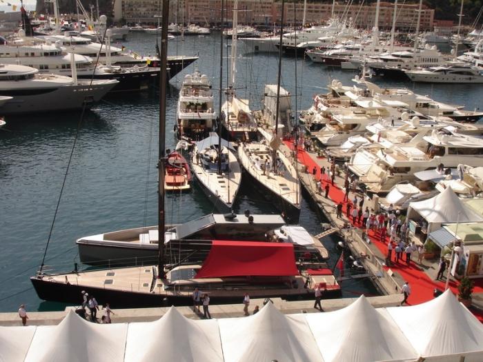 Яхт-шоу в Монако Monaco Yacht Show