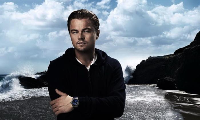 Леонардо ДиКаприо  TAG Heuer Aquaracer Leonardo DiCaprio Edition