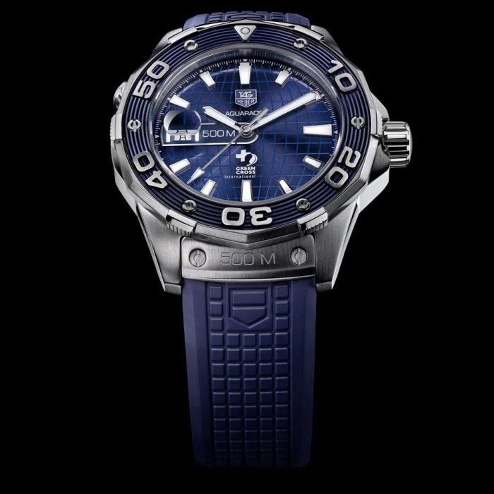 часы TAG Heuer Aquaracer Leonardo DiCaprio