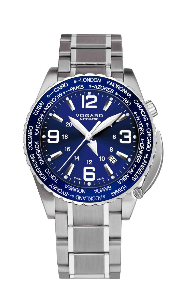 VOGARD Licensed Pilot Bluecity  LP2610B
