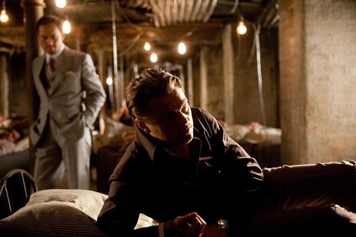 Леонардо ДиКаприо (Leonardo DiCaprio) носит TAG Heuer Carrera