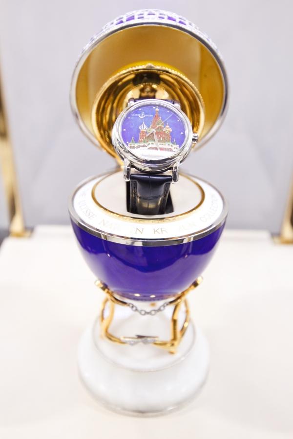 Россия по объемам продаж часов Ulysse Nardin занимает второе место в мире после США